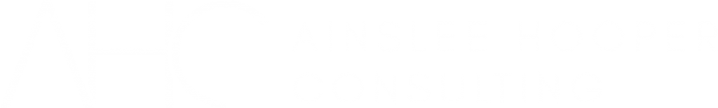 Ainslee Hooper Consulting Logo
